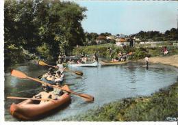 Vendeuil Canotage Sur L'oise - France
