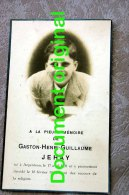 Gaston Guillaume Jehay, Né Argenteau 1931-1946 - Non Classés