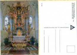 Ak Österreich  - Dormitz - Nassereith - Wallfahrtskirche St. Nikolaus,church ,Eglise - Hochaltar - Churches & Cathedrals