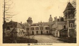 CPA 24 CHÂTEAU DE HOCHE 1933 - Frankreich