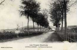 88-LIFFOL-le-GRAND-La Route De Chaumont- - Liffol Le Grand