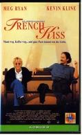 VHS Video Komödie,  French Kiss   -  Mann Weg , Koffer Weg....und Ganz Paris Träumt Von Der Liebe   -  Von 1995 - Romantici