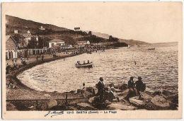 CPA Bastia  La Plage 20 Haute Corse - Bastia