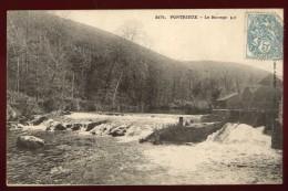 Cpa  Du  22  Pontrieux  Le Barrage         TREB3 - Pontrieux