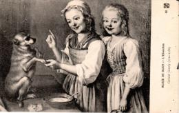 DIJON : Musée - L´Education De Gabriel Gresly (1710 - 1756) - Dijon