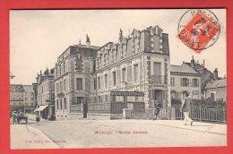 CPA: Banque - Montargis (Loiret) Société Générale (Ed.Mallet) - Banques