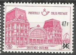 TR 418  **  Papier Blanc  5.6 - 1952-....