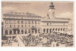 CROATIA - Zagreb, Agram - Tržnica Na Dolcu, Market Place - Kroatië