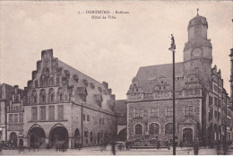 DORMUND...........HOTEL DE VILLE - Dortmund