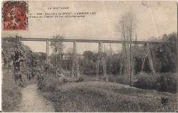 Environs De Brest -  Lambezellec - Le Viaduc Du Chemin De Fer Départemental [2145/l29] - Otros Municipios