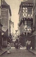CHALON-sur-SAÔNE Rue St-Vincent - Chalon Sur Saone
