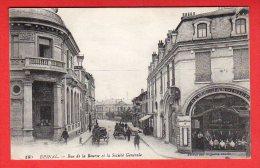 CPA: Banque - Epinal (Vosges)  - Rue De La Bourse Et La Société Générale - Banques