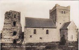 DOVER CASTLE -ST MARY IN THE CASTLE CHURCH @ PHAROS - Dover