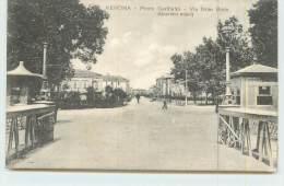 VERONA  - Ponte Garibaldi, Via Nino Bixio. - Verona