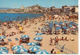 CP - PHOTO -  MARSEILLE - PLAGE DE LA POINTE ROUGE - 207 - TARDY - Marseilles