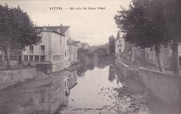 CPA 88 @ VITTEL @ Un Coin Du Vieux Vittel @ - Vittel Contrexeville