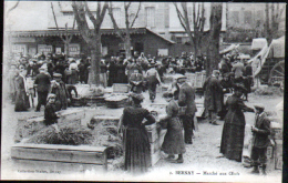 27 - BERNAY - MARCHE AUX OEUFS - Bernay