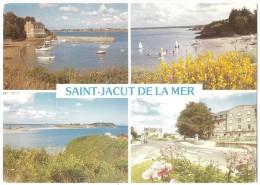 Dépt 22 - SAINT-JACUT-DE-LA-MER - (CPSM Grand Format) - Multi-Vues - Saint-Jacut-de-la-Mer
