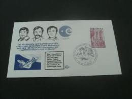 SP910a- FDC - France- ESA- Spacelab Candidates - 1979- Salon Int. De Aeronautique - Europe