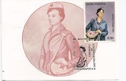 NURSING, CM, MAXICARD, CARTES MAXIMUM, 1993, ROMANIA - Altri
