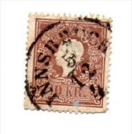 François – Joseph 1er, 9 Ob , Cote 55 €, - Gebraucht