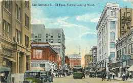 Mai13 646 : El Paso  -  San Antonio Street, Looking West - El Paso