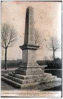 45 - CHATILLON COLIGNY - MONUMENT ELEVE A LA MEMOIRE DES ENFANTS DE CHATILLON-COLIGNY - Chatillon Coligny