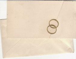 PO9218B# PARTECIPAZIONE NOZZE - SPOSI - TORINO 1937 - WEDDING - Mariage