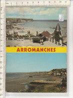 PO9273B# FRANCIA - ARROMANCHES - RESTI DELLO SBARCO 1944 - GUERRA - CARRO ARMATO  VG 1981 - Arromanches