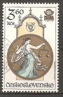 CSSR - MI.NR. 2455 O - Oblitérés