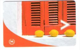 Sheraton Hotel - Hotel Key Card - France