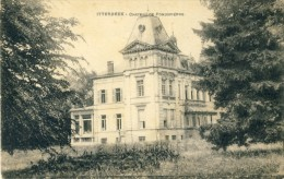 Itterbeek - Château De Fondspierre ( Verso Zien ) - Dilbeek