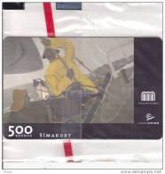 Iceland, ICE-C-01, 500 Kronur, Gunnlaugur Sheving´s Painting, Mint, 2 Scans. - Iceland
