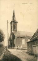 Boutersem - Kerk / L'Eglise -1932 ( Verso Zien ) - Boutersem