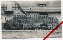 2 PostCards - Original Fotos - Herrnstadt Schlesien Soldaten Wehrmacht Ca. 1940 - Wąsosz Powiat Górowski - Guerre 1939-45