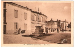 LESTIAC La Place (Yobled Delboy) Gironde (33) - Francia