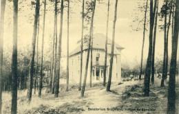 Alsemberg - Sanatorium Brugmand, Maison Du Directeur - 1912 ( Verso Zien ) - Beersel