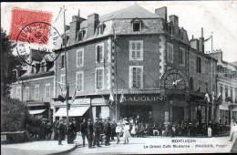 03 - MONTLUCON - LE GRAND CAFE MODERNE - Montlucon