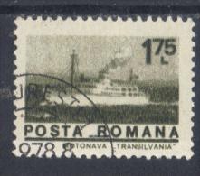 Rumania  -  1972 / 74  -  Yvert - 2771 ( Usado ) - 1948-.... Repúblicas