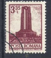 Rumania  -  1972 / 74  -  Yvert - 2775 ( Usado ) - 1948-.... Repúblicas