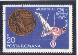 Rumania  -  1976  -  Yvert - 2984 ( Usado ) - 1948-.... Repúblicas