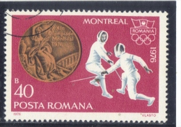 Rumania  -  1976  -  Yvert - 2985 ( Usado ) - 1948-.... Repúblicas