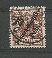Kolonien: Dt.Ostafrika Schöne Nr. 10 Gepr. BOTHE !!  ( Del-75) - Colony: German East Africa