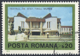 Rumania  -  1979  -  Yvert - 3175 ( Usado ) - 1948-.... Repúblicas