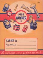 PILE WONDER - Protège-cahiers