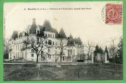 37 NOUZILLY - Chateau De L'Orfrasière, Façade Sud-Ouest - France