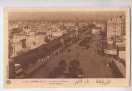 CASABLANCA  Place De France   Ph. Flandrin - Casablanca