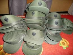 Casquette Authentique Armée Espagnole Années 70/80  Neuve De Stock !  ( EJERCITO ESPANOL / SPANISH ARMY - Casques & Coiffures