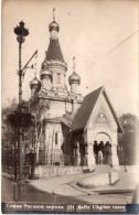 Cpa SOFIA, L'église Russe  (20.11) - Bulgaria