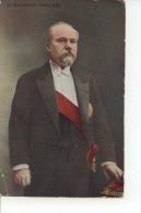 M. Raymond Poincaré - Personnages